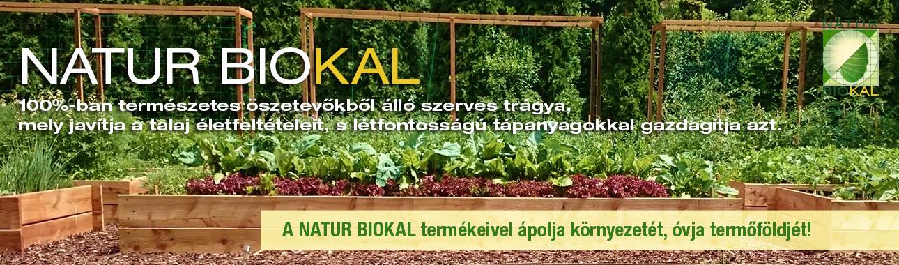 BIOKAL 05 szerves talajtápanyag